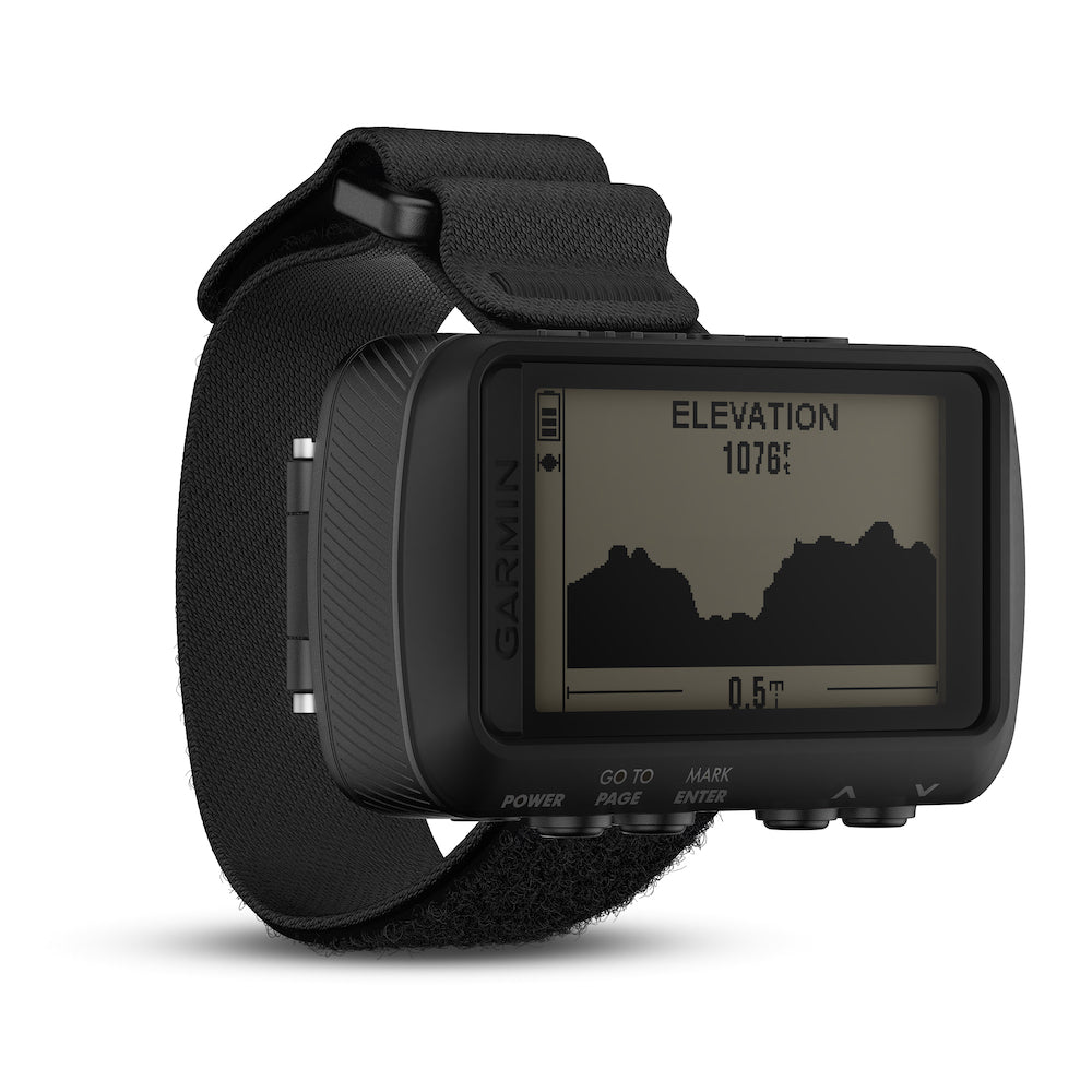 Garmin Foretrex 701 Ballistic Edition Wrist-mounted GPS navigator - Tactical Sports Gear