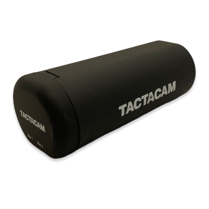Tactacam Dual Battery Charger for 5.0, 4.0, and Solo Camera batteries - Tactical Sports Gear