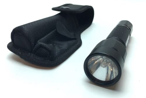 Pelican 2320 M6 Lithium Aluminum Body Flashlight - Black Finish - Tactical Sports Gear