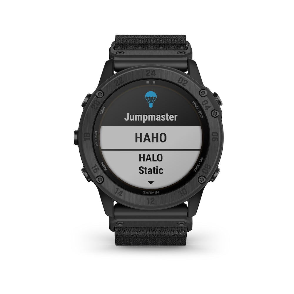 Garmin tactix Delta – Solar Edition - GPS Smartwatch