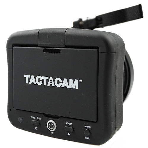 Tactacam Spotter LR - Long Range 4k Video Camera - Tactical Sports Gear