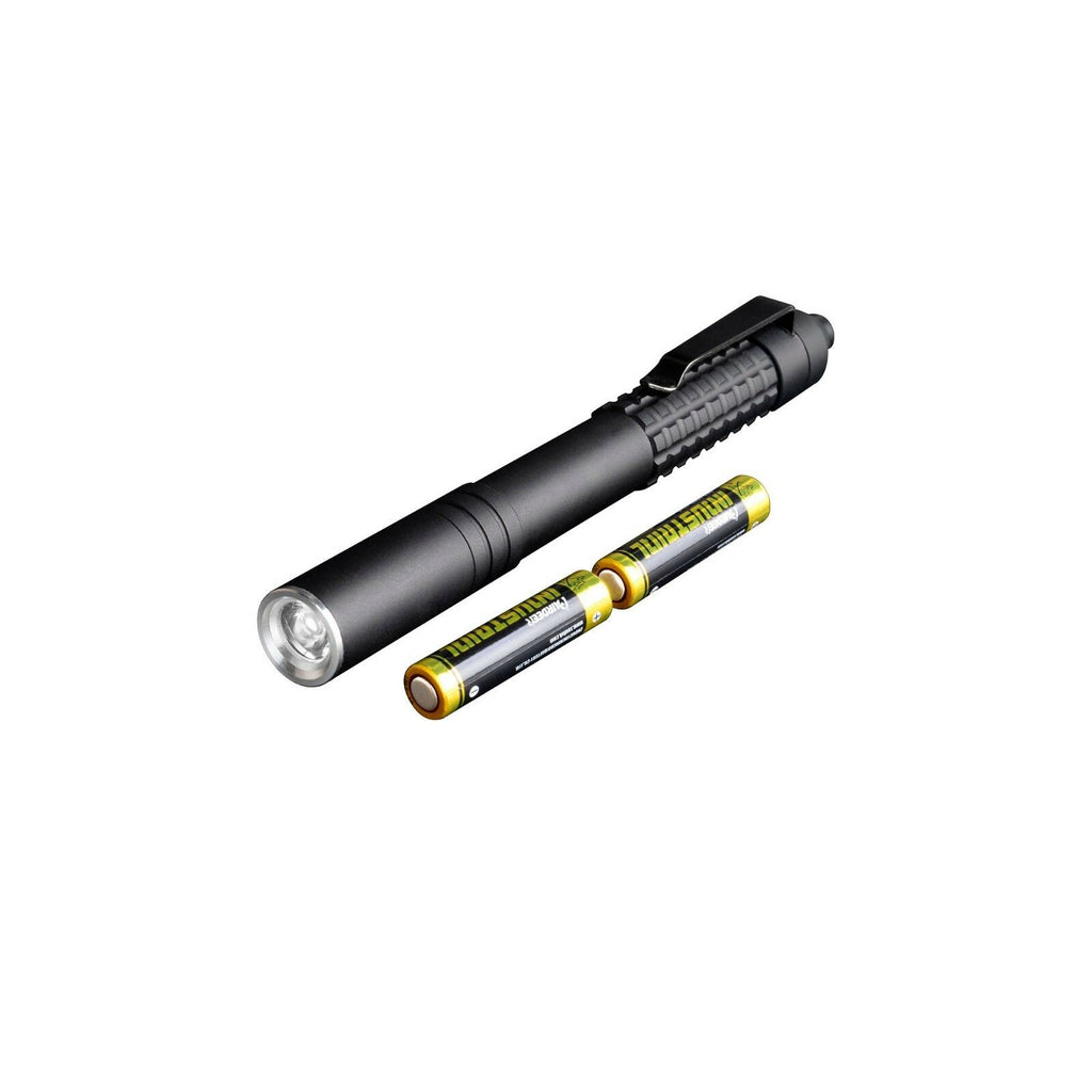 Klarus P20 LED High CRI LED - Compact Penlight Flashlight Torch - 230 Lumens - Tactical Sports Gear