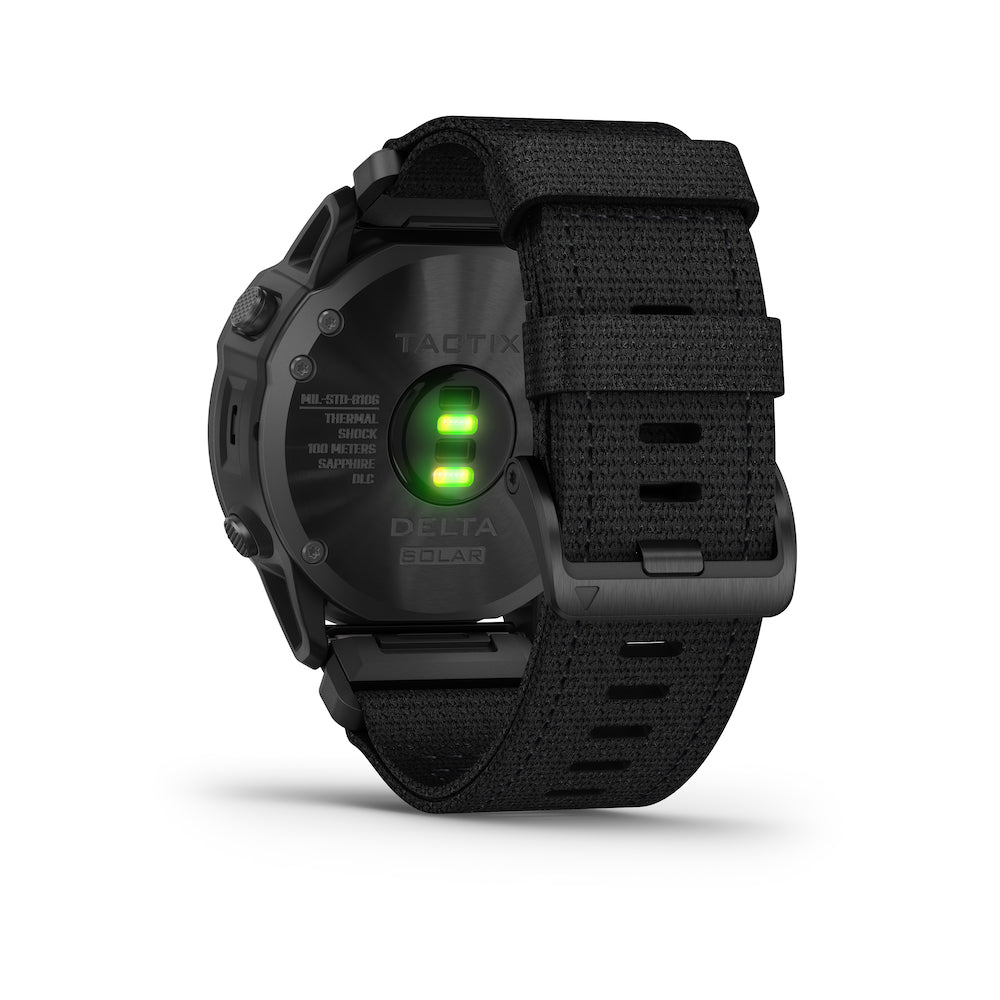 Garmin tactix Delta – Solar Edition with Ballistics - GPS Smartwatch - Tactical Sports Gear