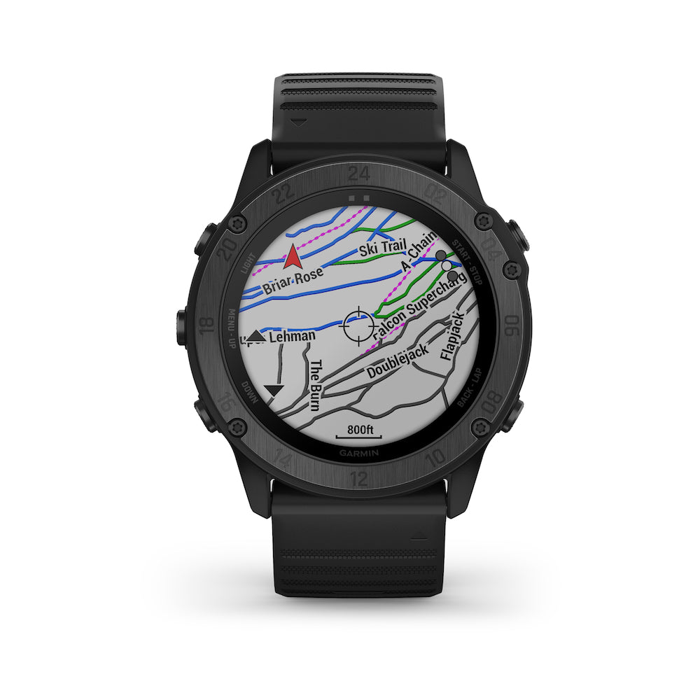 Garmin tactix Delta GPS Watch - Sapphire Edition - Tactical Sports Gear