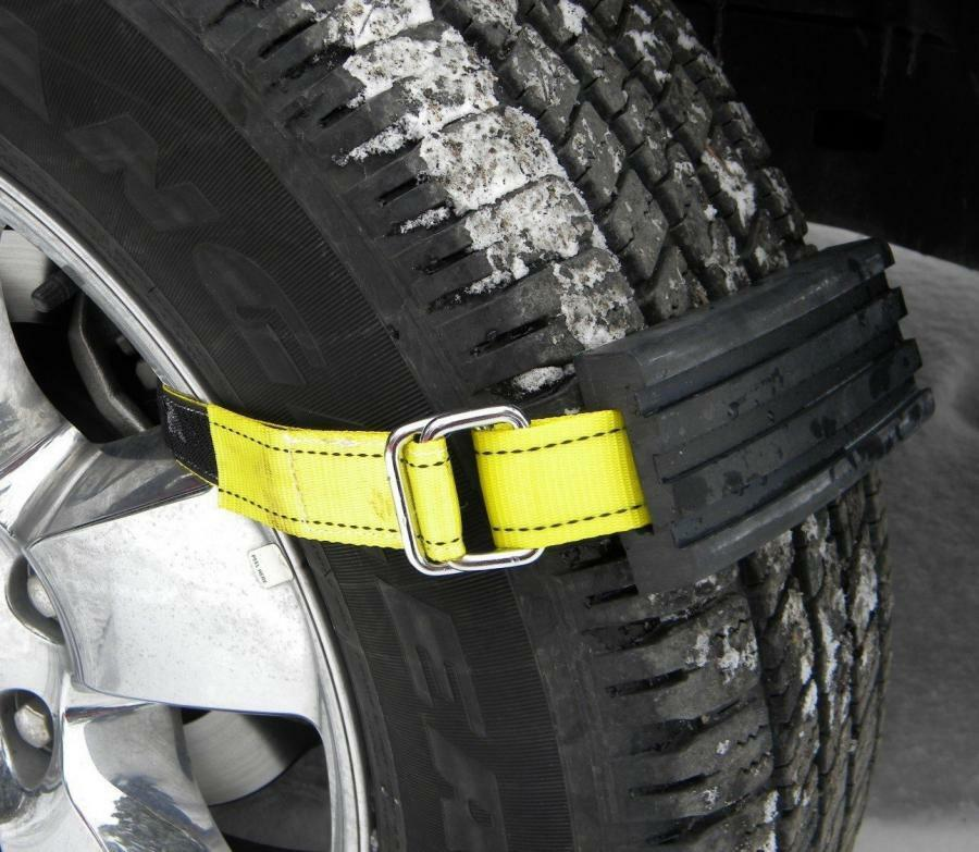 Trac-Grabber x2 - Get Unstuck Traction - for Cars, Mini Vans and ATVs (TG-C01) - Tactical Sports Gear