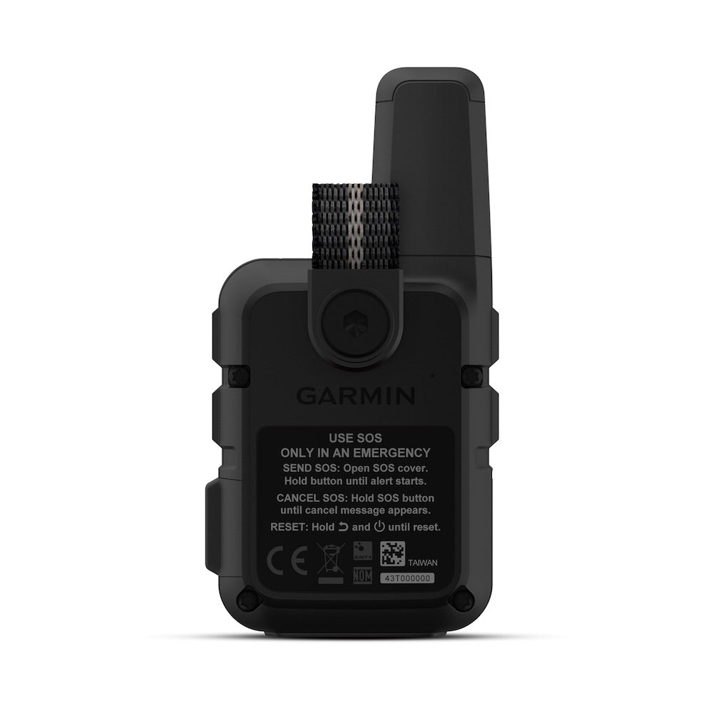 Garmin inReach Mini 2-Way Satellite Communicator - Black - Tactical Sports Gear
