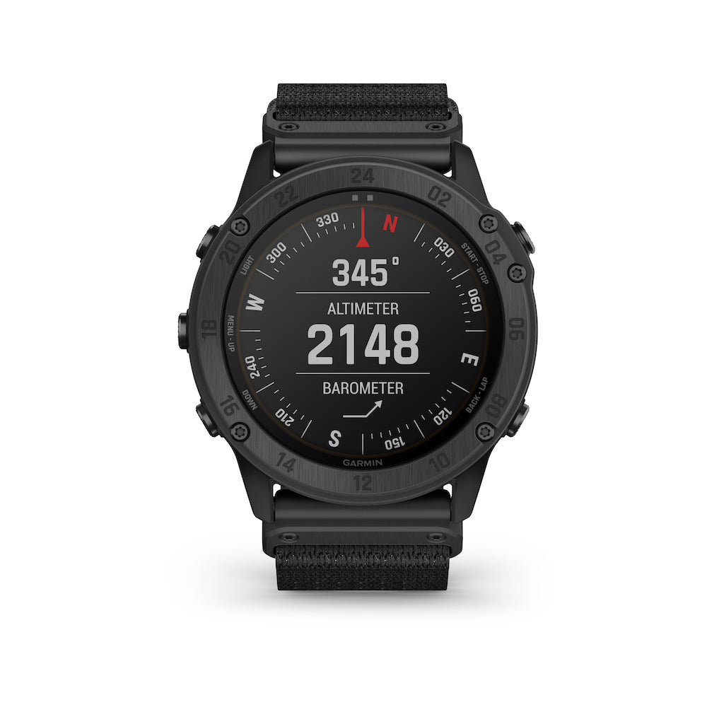 Garmin tactix Delta – Solar Edition with Ballistics - GPS Smartwatch