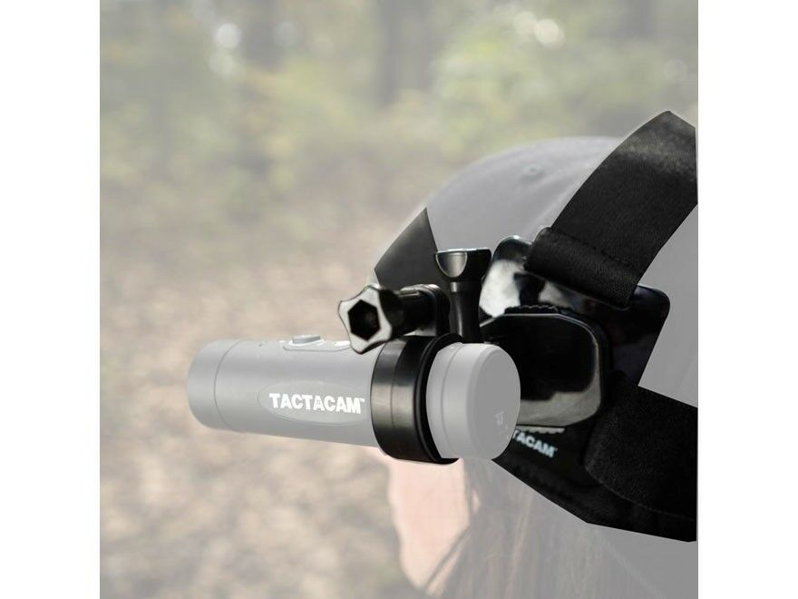 Tactacam Head Mount for 5.0, 4.0 and Solo Cameras - Model: M-HEAD - Tactical Sports Gear
