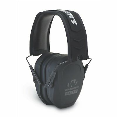 Walkers Razor Slim Passive Muff Hearing / Ear Protection GWP-RSMPAS - Tactical Sports Gear