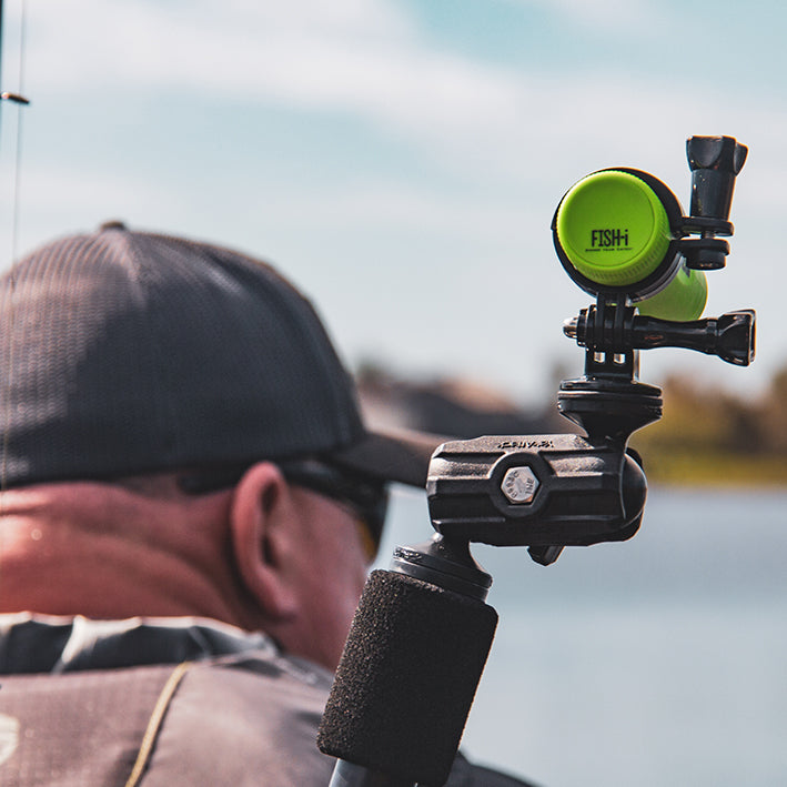 Tactacam Fish-I Camera Package - Fishing Action Camera - Model: TA-5-FP - Tactical Sports Gear
