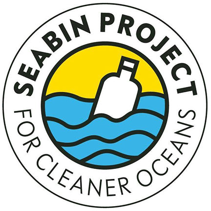Aura Bottle Co donates to Seabin Project
