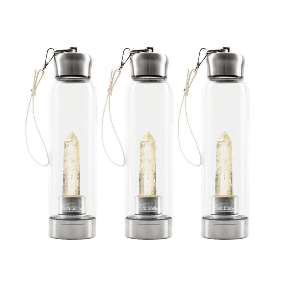 CITRINE GIFT SET (Limited Edition) | Aura Bottle™
