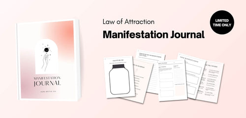 Law of Attraction Manifestation Journal