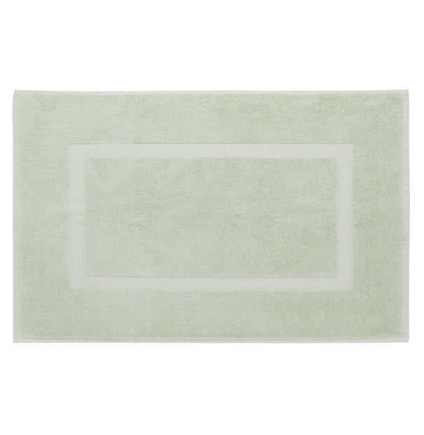 Penela bath mat, mint, 100% egyptian cotton