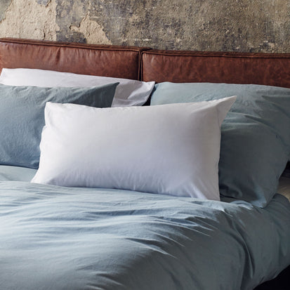 Perpignan Bed Linen in white | Home & Living inspiration | URBANARA