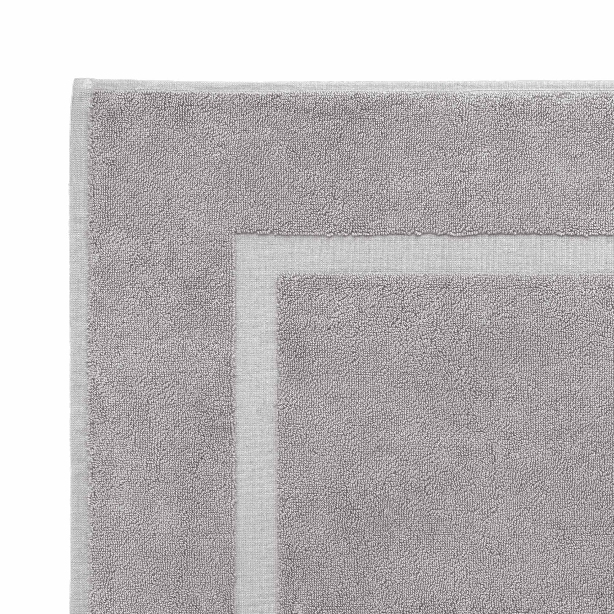 Penela Bath Mat in stone grey | Home & Living inspiration | URBANARA