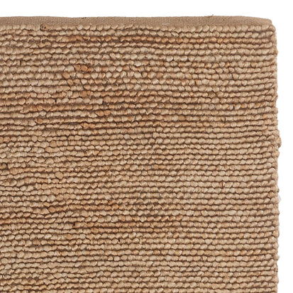 Salaya Rug natural, 90% jute & 10% cotton