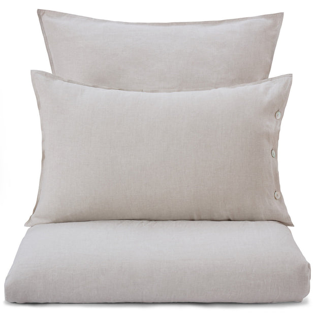 Bellvis Pillowcase natural, 100% linen