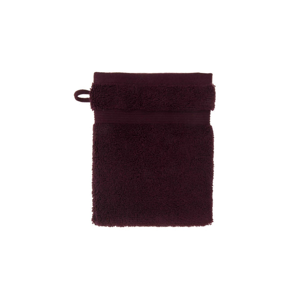 Alvito Towel Collection [Bordeaux red]