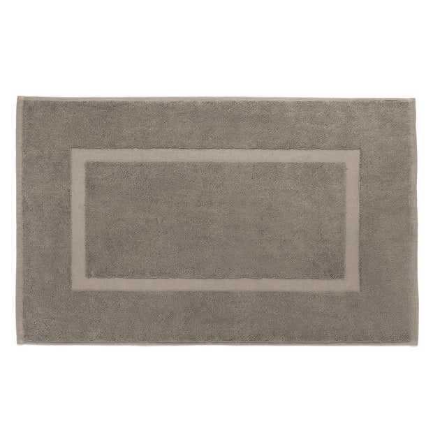Penela bath mat, grey green, 100% egyptian cotton