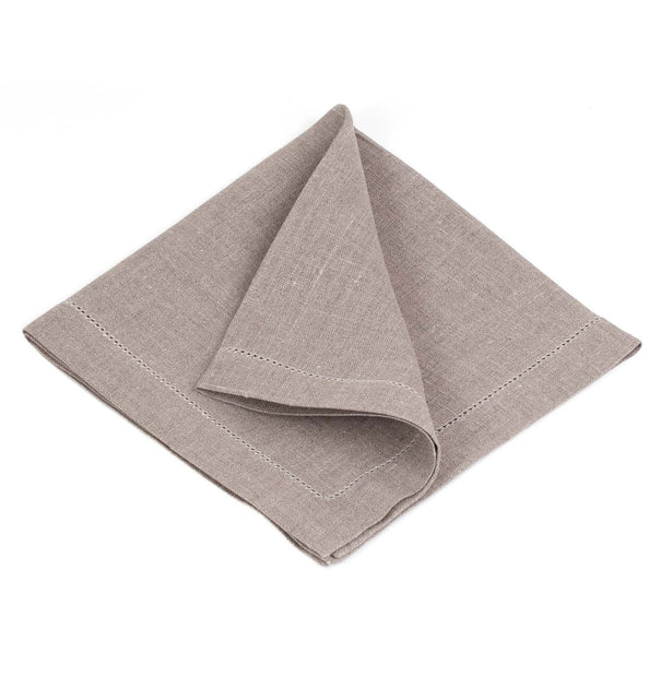 Cavaillon table runner, natural, 100% linen | URBANARA table runners