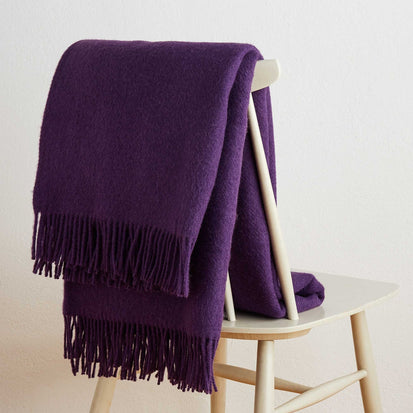 Purple Miramar Decke | Home & Living inspiration | URBANARA