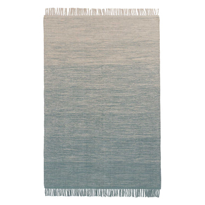 Ziller Rug [Green grey/Natural white]