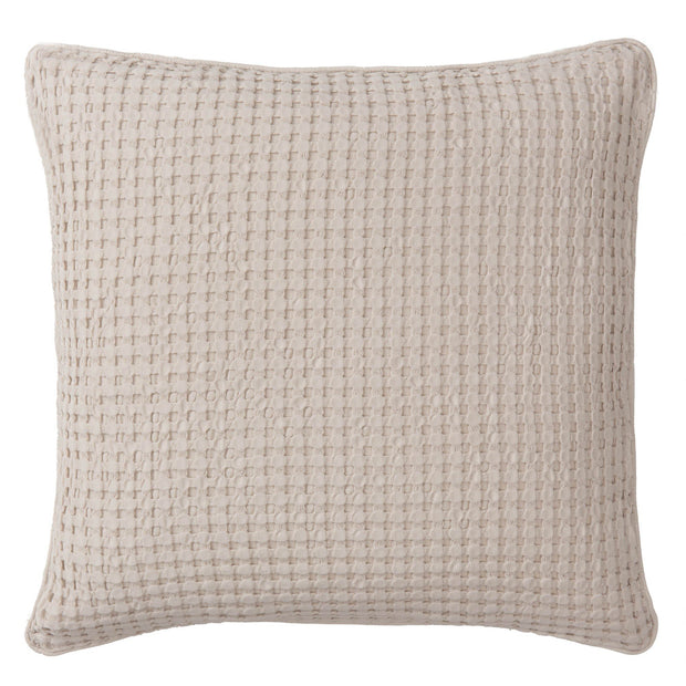Veiros cushion cover, natural, 100% cotton