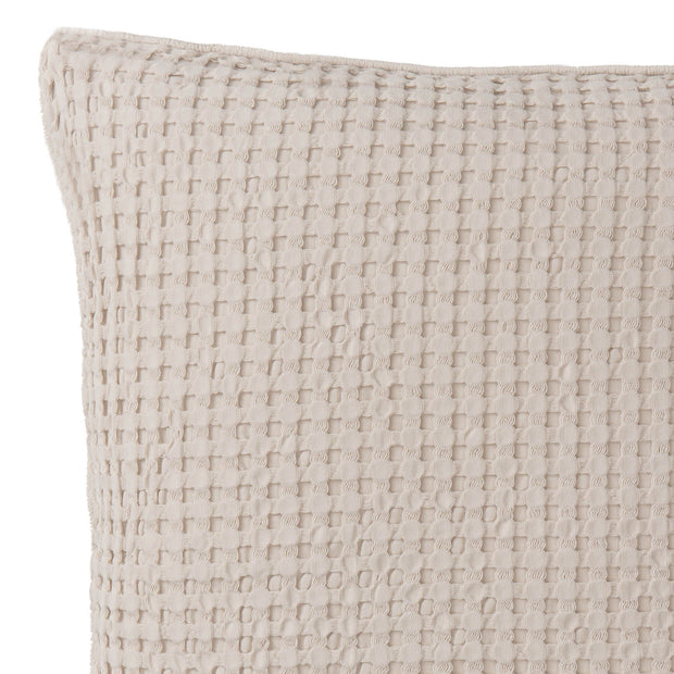 Veiros cushion cover, natural, 100% cotton | URBANARA cushion covers