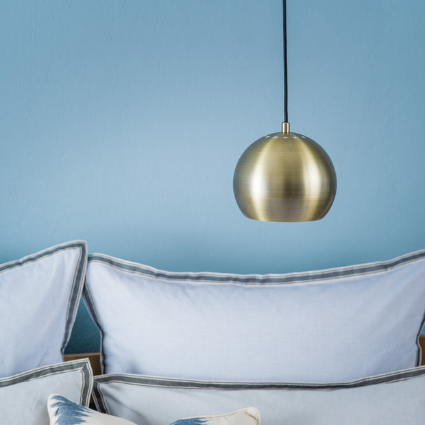 Koge Ball Pendant Lamp [Brass]