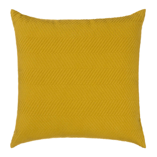 Lixa cushion cover, mustard, 100% cotton