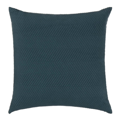 Lixa cushion cover, teal, 100% cotton