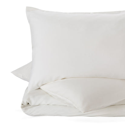 Lucca Bed Linen [Off-white]