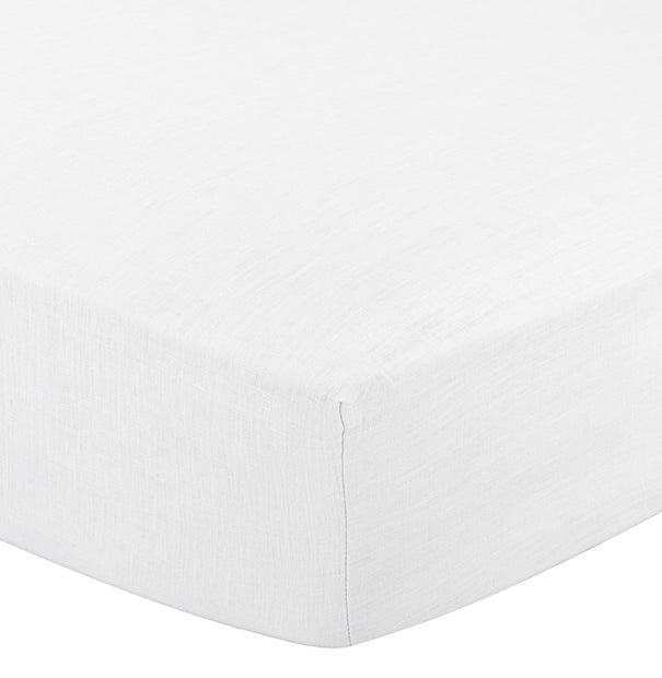 Tercia Bed Linen [Natural/White]