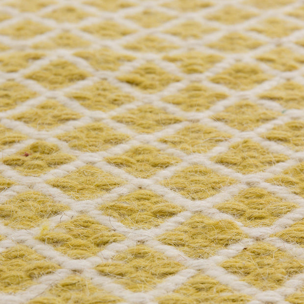 Loni Rug [Light yellow/Off-white]