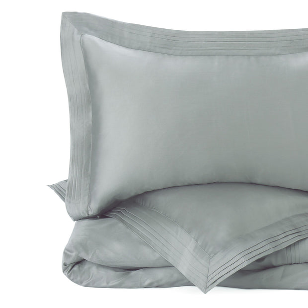 Manziana pillowcase, mint, 100% egyptian cotton
