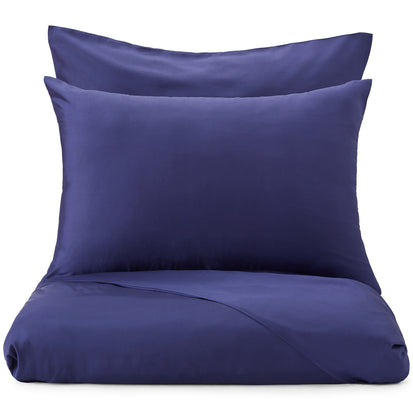 Lucca Bed Linen [Dark blue]