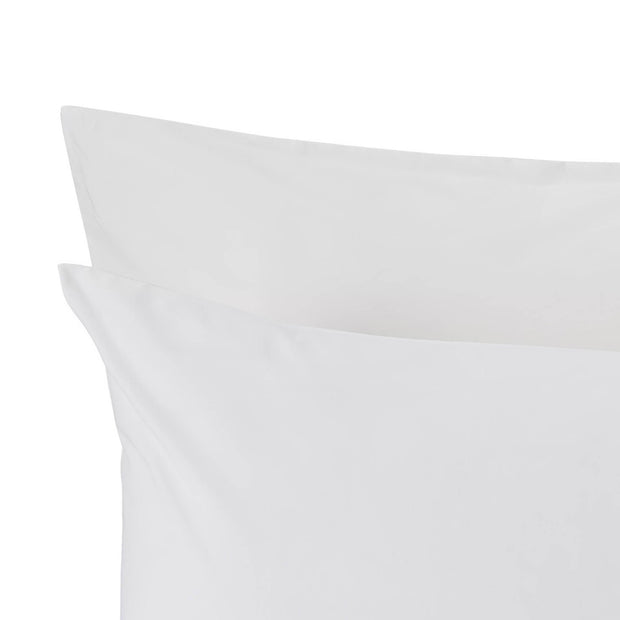Manteigas pillowcase, white, 100% organic cotton |High quality homewares