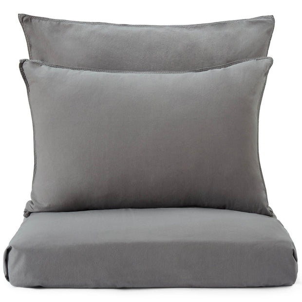 Luz Bed Linen [Charcoal]