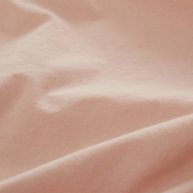 Luz pillowcase, dusty pink, 100% cotton |High quality homewares