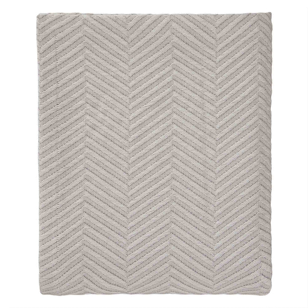 Lixa bedspread, grey melange, 100% cotton