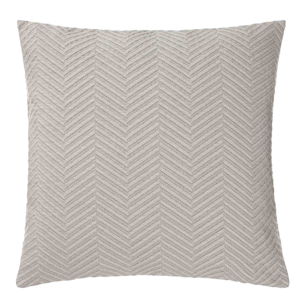Lixa cushion cover, grey melange, 100% cotton