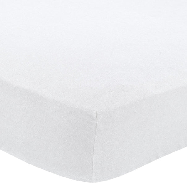 Brelade pillowcase in light grey & cream, 100% cotton |Find the perfect flannel bedding