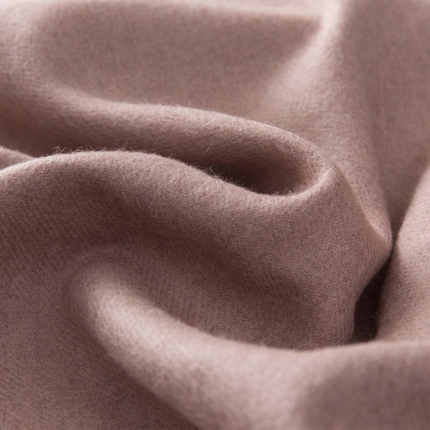 Limon Alpaca Scarf [Dusty pink]