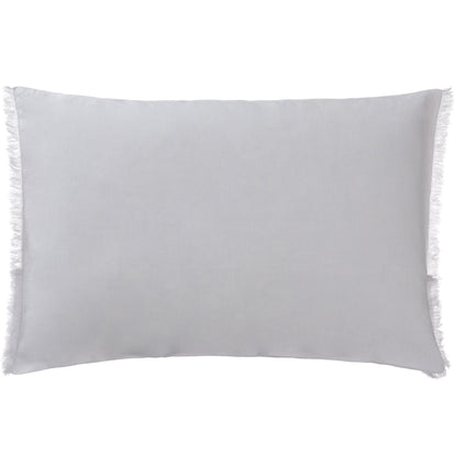 Bellvis cushion cover, light grey, 100% linen