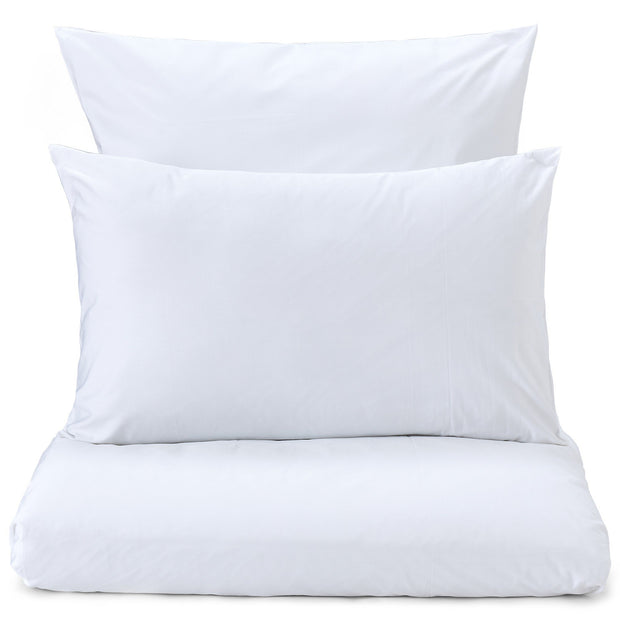 Millau duvet cover, white, 100% cotton