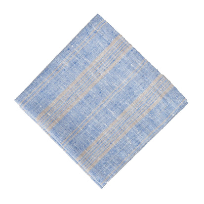 Lusis Napkin Set [Light blue/Natural]
