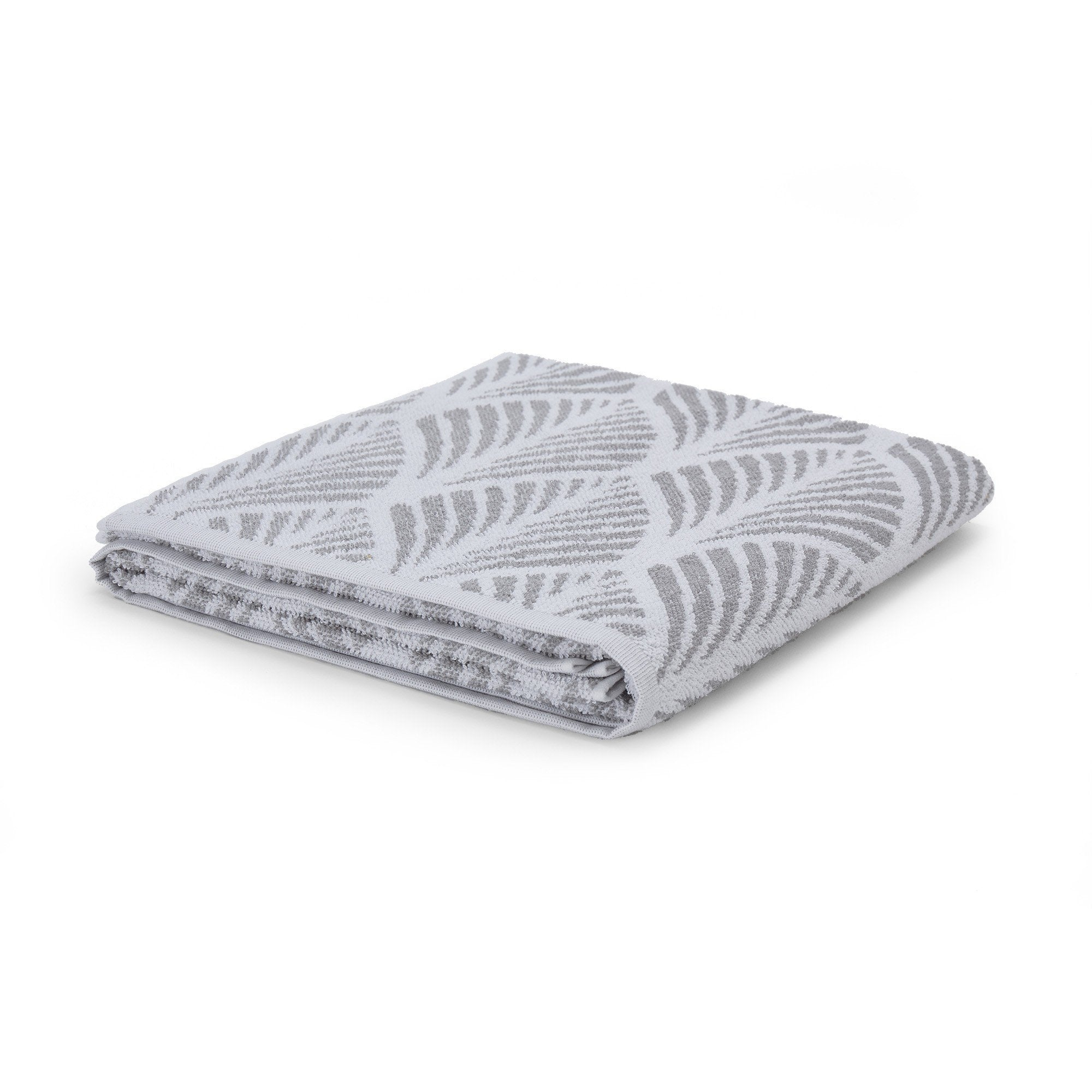 Grey & White Coimbra Handtuch | Home & Living inspiration | URBANARA