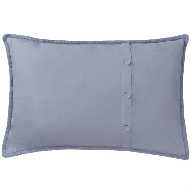 Lousa cushion in light grey blue, 100% linen |Find the perfect cushion covers
