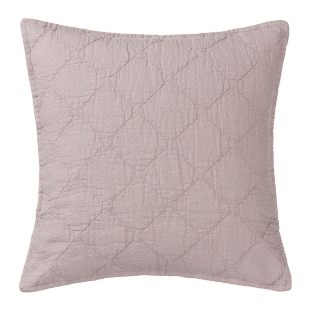 Lousa cushion, powder pink, 100% linen